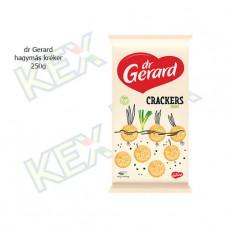 dr Gerard hagymás kréker 250g (Krakersy Cebulowe)