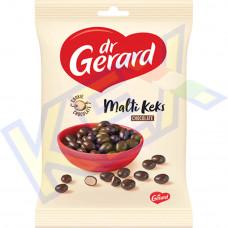 dr Gerard étcsokis kekszgolyó 75g (Malti Keks Dark)