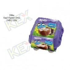 Milka Egg'n'Spoon Oreo (4x32g) 128g