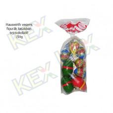 Hauswirth figurák tasakban tejcsokoládé 150g