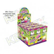 ANL Choco meglepetés tojás Choco Stars 60g