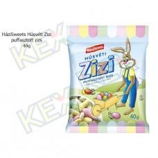 HáziSweets Húsvéti Zizi puffasztott rizs 40g