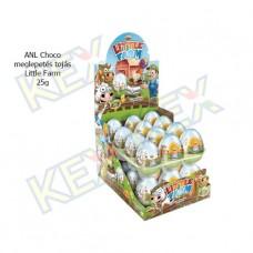 ANL Choco meglepetés tojás Little Farm 25g