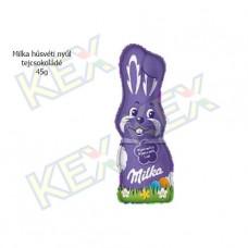 Milka húsvéti nyúl tejcsokoládé 45g