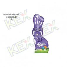 Milka húsvéti nyúl tejcsokoládé 15g