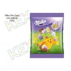Milka Mini Eggs mini tojások  tejcsokoládé 100g