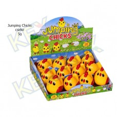 Jumping Chicks csirke 5g