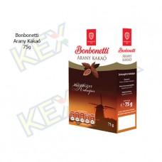 Bonbonetti Arany kakaópor 75g