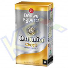 Douwe Egberts Omnia kávé 250g