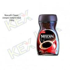Nescafé Classic üveges instant kávé 100g