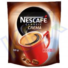 Nescafé Classic Crema instant kávé 50g