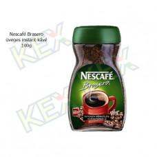 Nescafé Brasero üveges instant kávé 100g