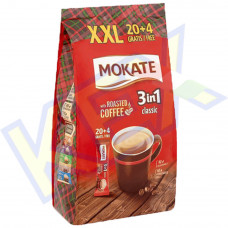 Mokate 3in1 kávé 432g