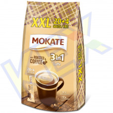 Mokate 3in1 kávé latte (24db) 260g