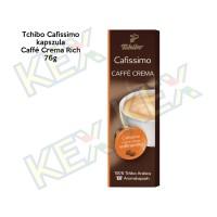 Tchibo Cafissimo kapszula Caffé Crema Rich 76g