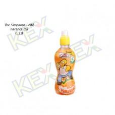 The Simpsons üdítő narancs ízű 0,33l