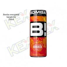 Bomba energiaital barack ízű 250ml