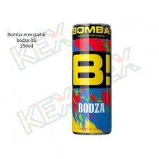 Bomba energiaital bodza ízű 250ml