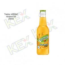 Topjoy üdítőital narancs ízű 250ml