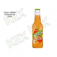 Topjoy üdítőital őszibarack ízű 250ml