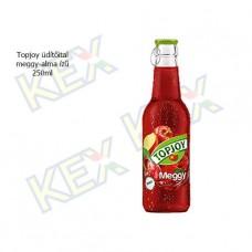 Topjoy üdítőital meggy-alma ízű 250ml