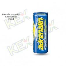 Adrenalin energiaital tutti frutti ízű 250ml