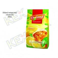 Ekland instant tea citrom ízű 300g
