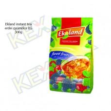 Ekland instant tea erdei gyümölcs ízű 300g