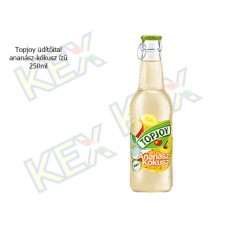 Topjoy üdítőital kókusz-ananász ízű 250ml