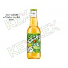 Topjoy üdítőital szőlő-aloe vera ízű 250ml