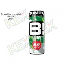 Bomba Zero energiaital alma ízű 250ml