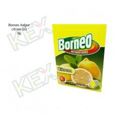 Borneo italpor citrom ízű 9g