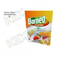 Borneo italpor multivitamin ízű 9g