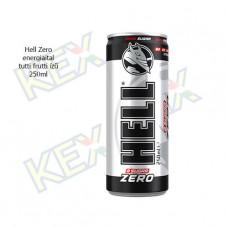 Hell Zero energiaital tutti frutti ízű 250ml