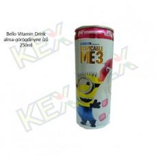 Bello Vitamin Drink alma-görögdinnye ízű 250ml