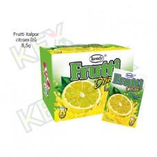 Frutti italpor citrom ízű 8,5g