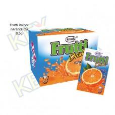 Frutti italpor narancs ízű 8,5g