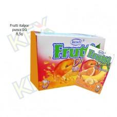 Frutti italpor puncs ízű 8,5g