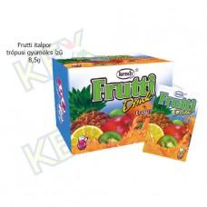 Frutti italpor trópusi gyümölcs ízű 8,5g