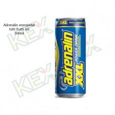 Adrenalin energiaital tutti frutti ízű 500ml