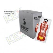 Bolero italpor őszibarack ízű 9g