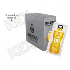 Bolero italpor citrom ízű 9g