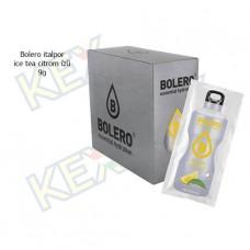 Bolero italpor ice tea citrom ízű 9g