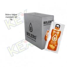 Bolero italpor mandarin ízű 9g