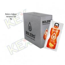 Bolero italpor narancs ízű 9g