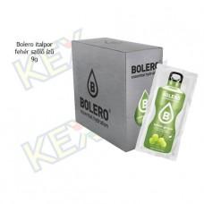 Bolero italpor fehér szőlő ízű 9g