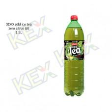 XIXO ice tea zero zöld citrus ízű 1,5L