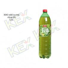 XIXO ice tea zöld citrus ízű 1,5L