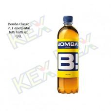 Bomba Classic PET energiaital tutti frutti ízű 600ml