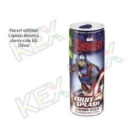 Marvel üdítőital Captain America cherry-cola ízű 250ml
